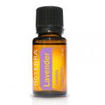 Add Lavender essential oil to cat litter